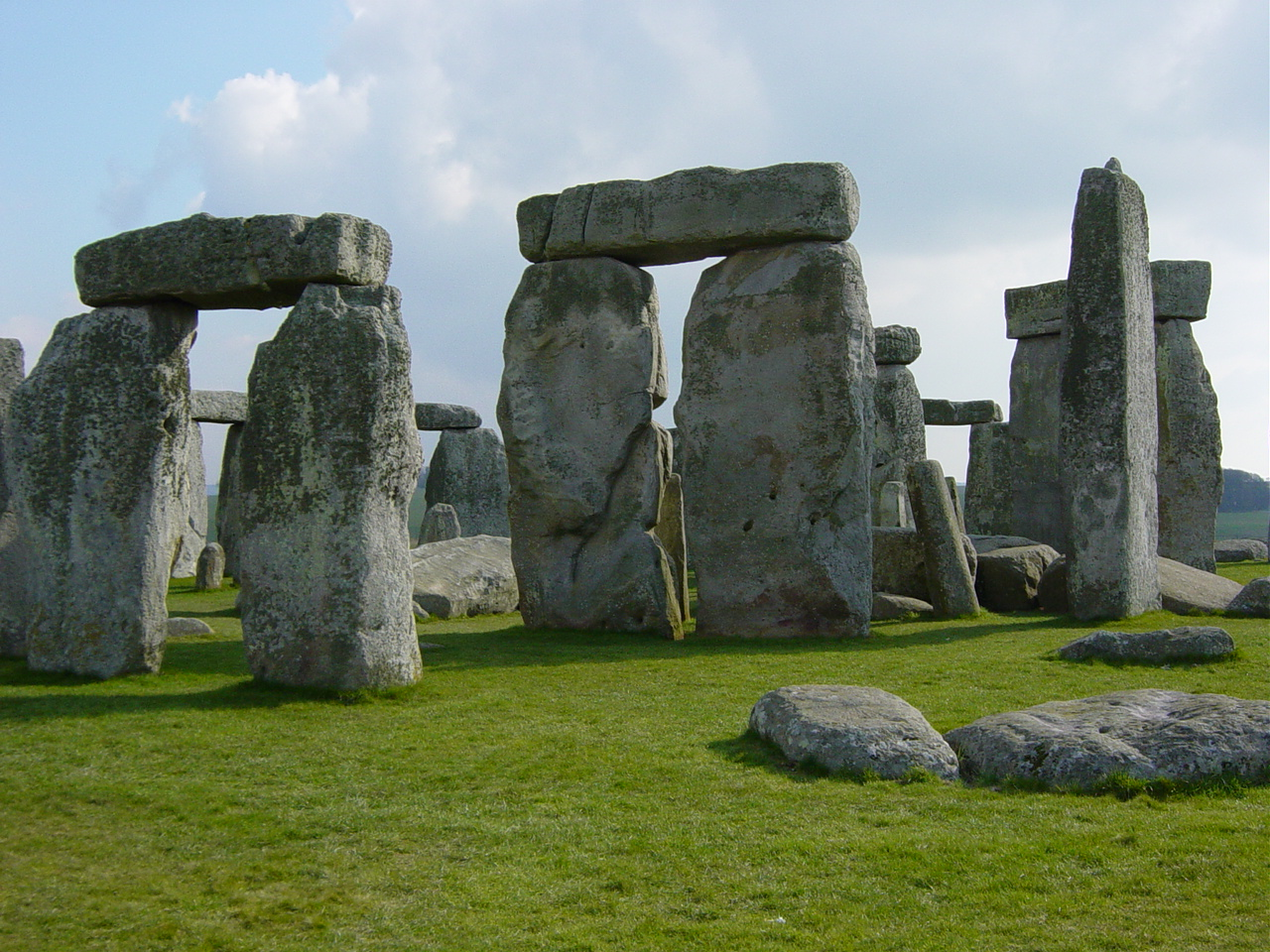 Stonehenge has long been considered a Druid site used for rituals to mark the solstices or equinoxes of each season.